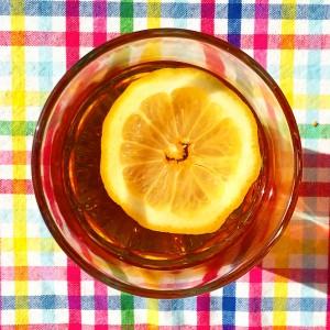 Te med sitron