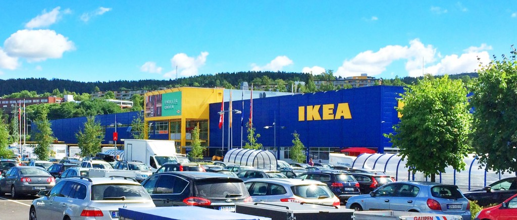 Slik takler menn IKEA