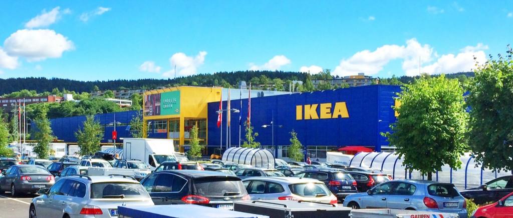 Manneguide: slik takler du IKEA