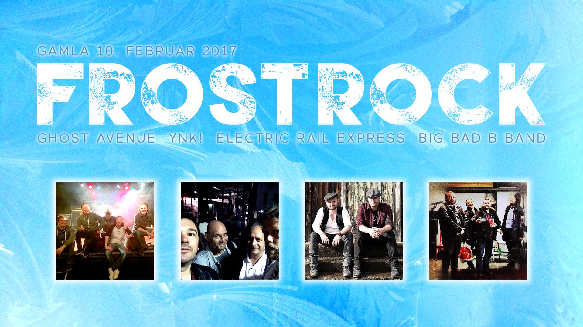 Frostrockfestivalen 2017