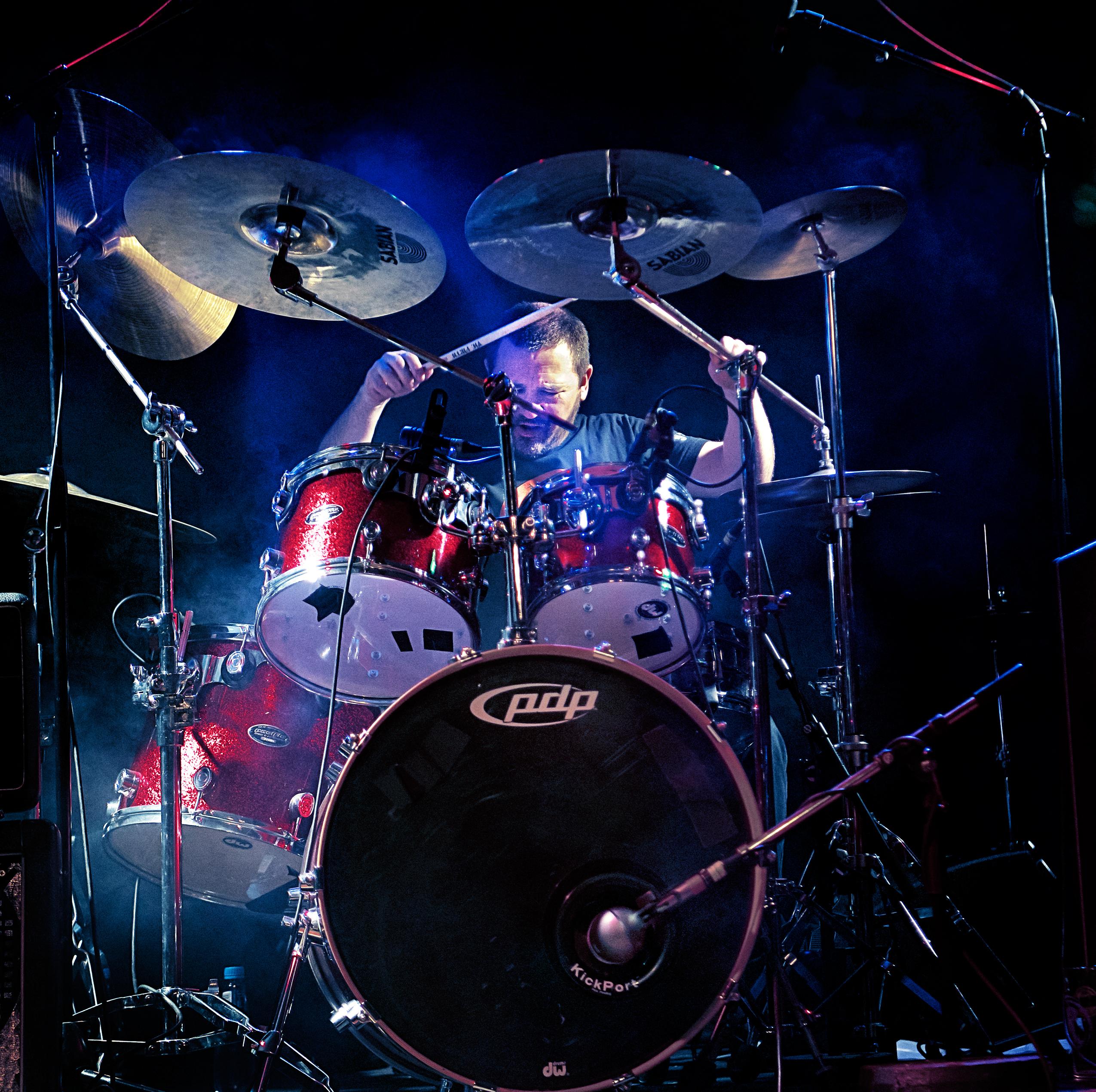 Gode trommer til Junior
